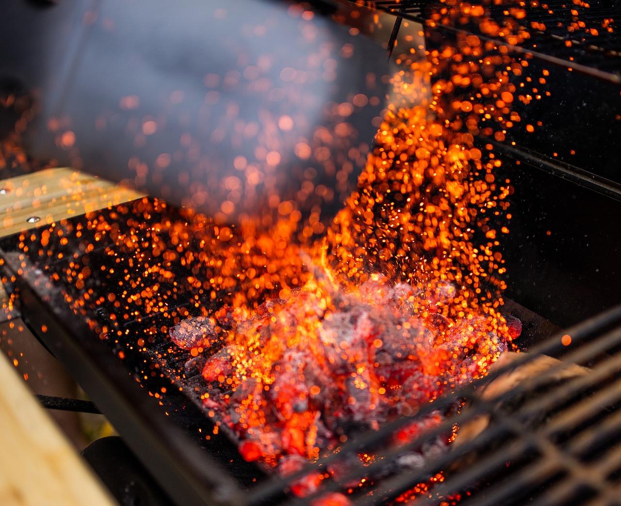 методы приготовления на огне